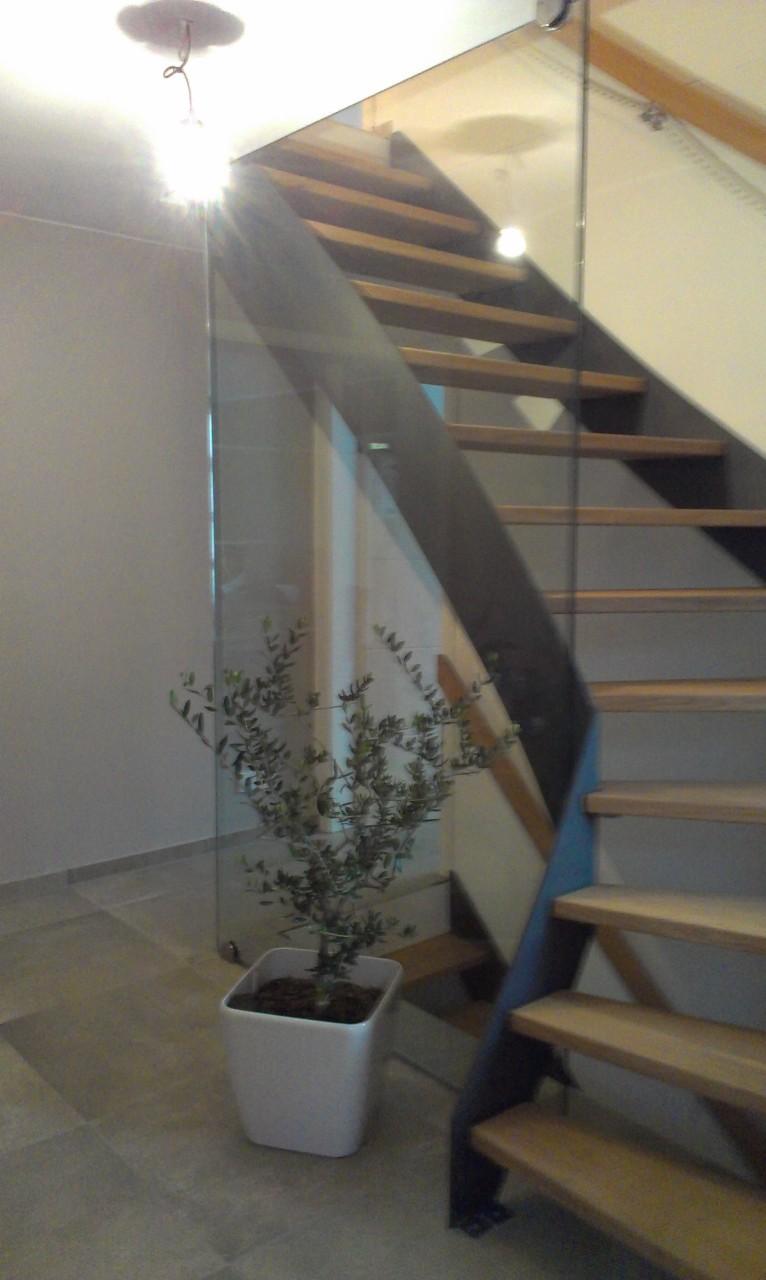 Treppe Ohne Geländer flachstangwangentreppe treppen linke elmenhorst
