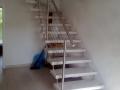 Steintreppe, ES-Bolzensystem, ES-Pfosten, ES-Seilsystem, ES-Handlauf 2